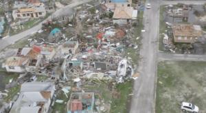 להינצל מהסופה בפלורידה בזכות הקוסמת